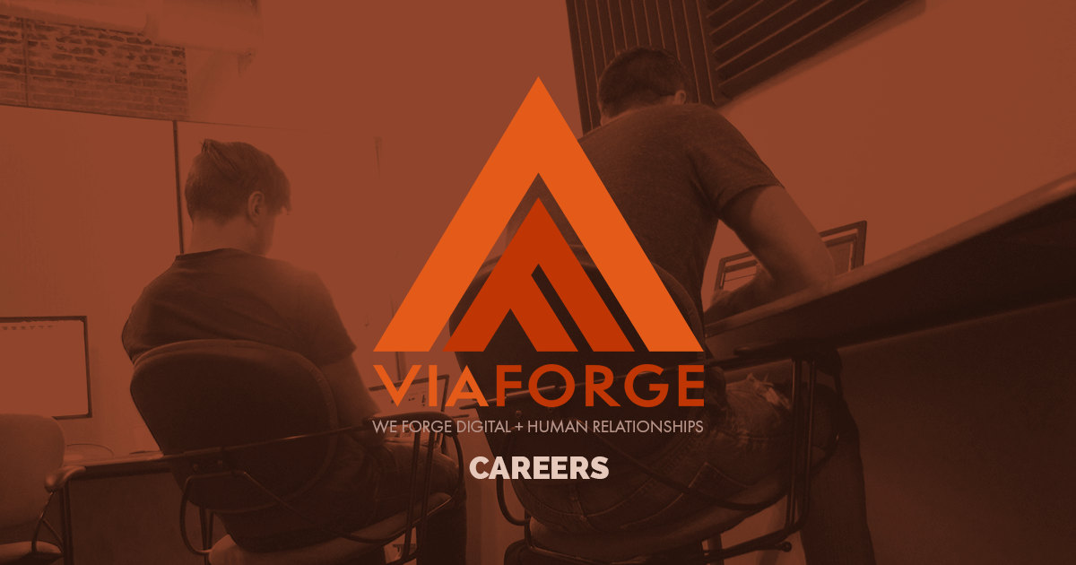 Careers | Front End Developer Jobs Columbus Ohio | ViaForge