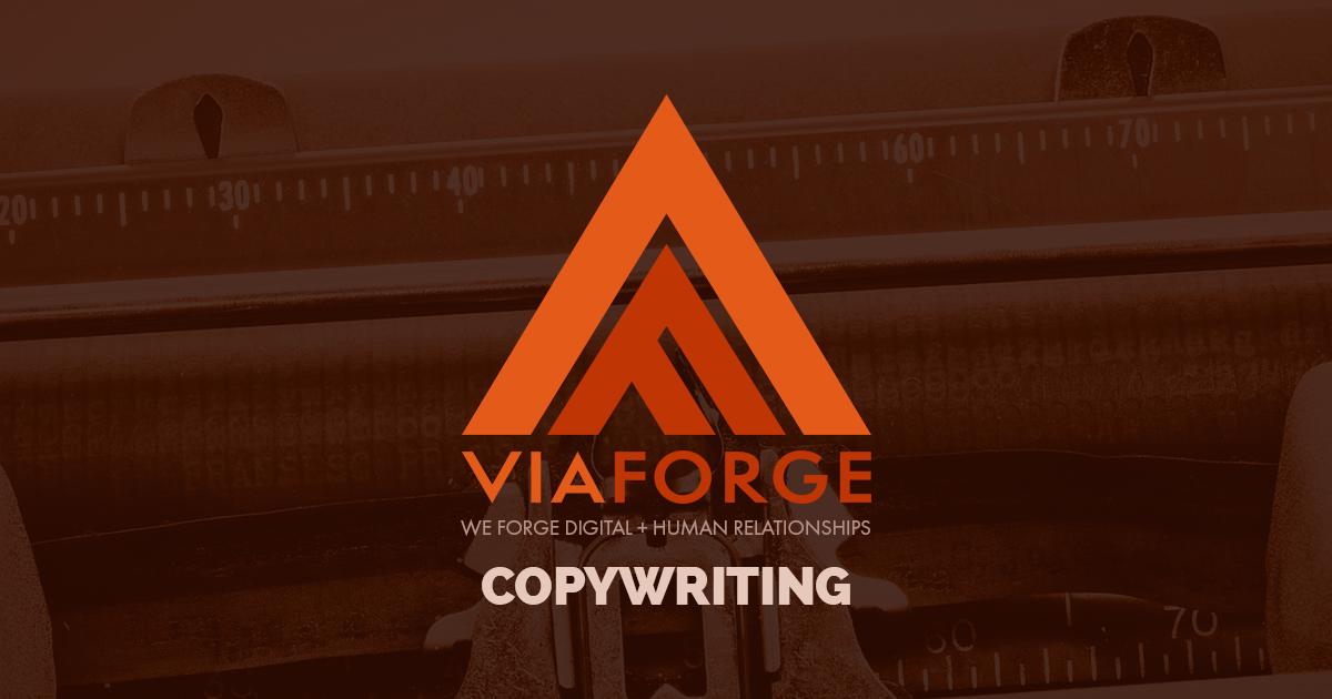 Columbus Copywriting Agency | Digital Marketing Agency | ViaForge