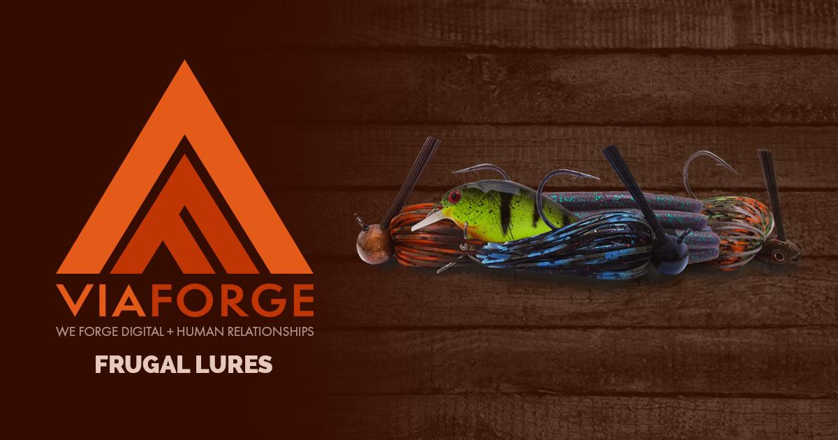 Frugal Lures | eCommerce Web Design & Development | ViaForge