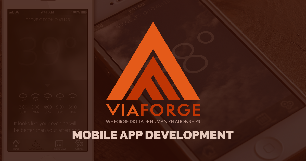 Columbus Mobile App Development & Ohio App Design | ViaForge